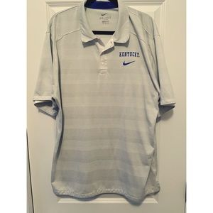 Nike University of Kentucky Polo